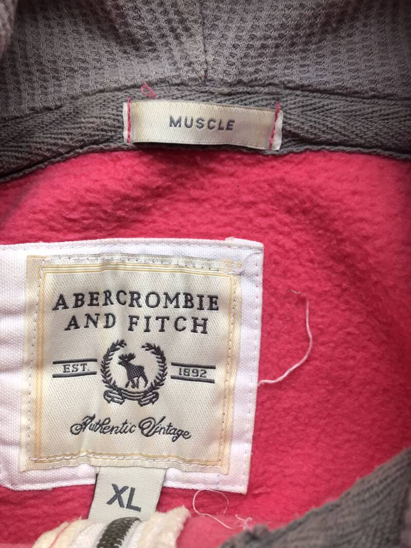 ABERCROMBIE & FITCH XL