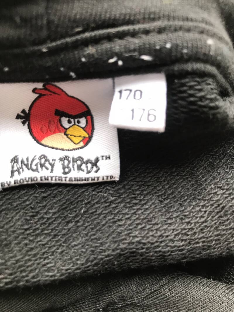 ANGRY BIRDS M