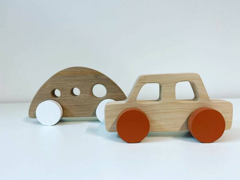 Pinch Toys - Cars