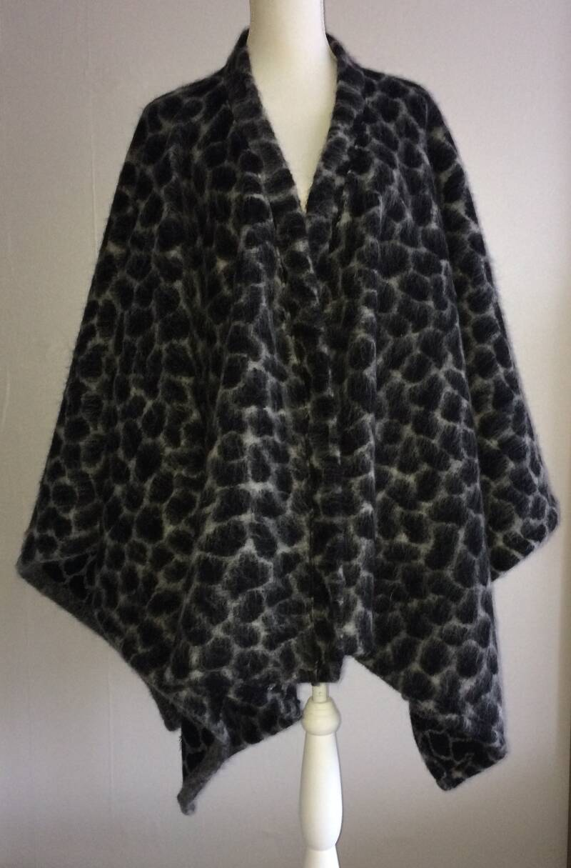 Omslagdoek Black Panter