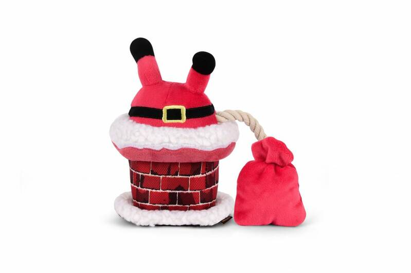 P.L.A.Y. Pet Merry Woofmas Clumsy Claus