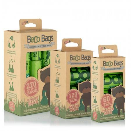 Beco Bags 60 (4x15) - Multi pack