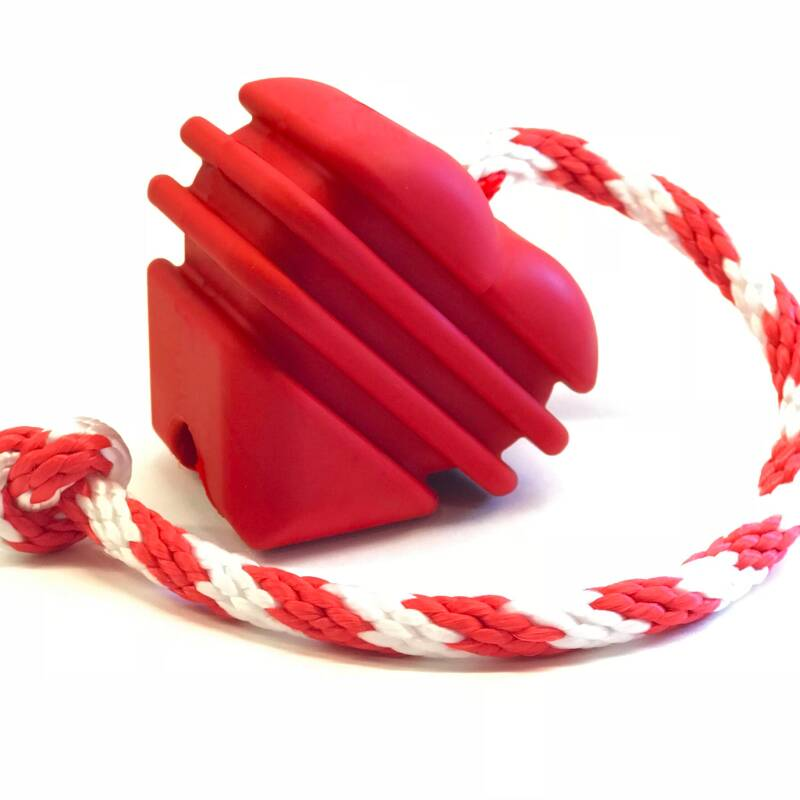 SodaPup Heart on a String