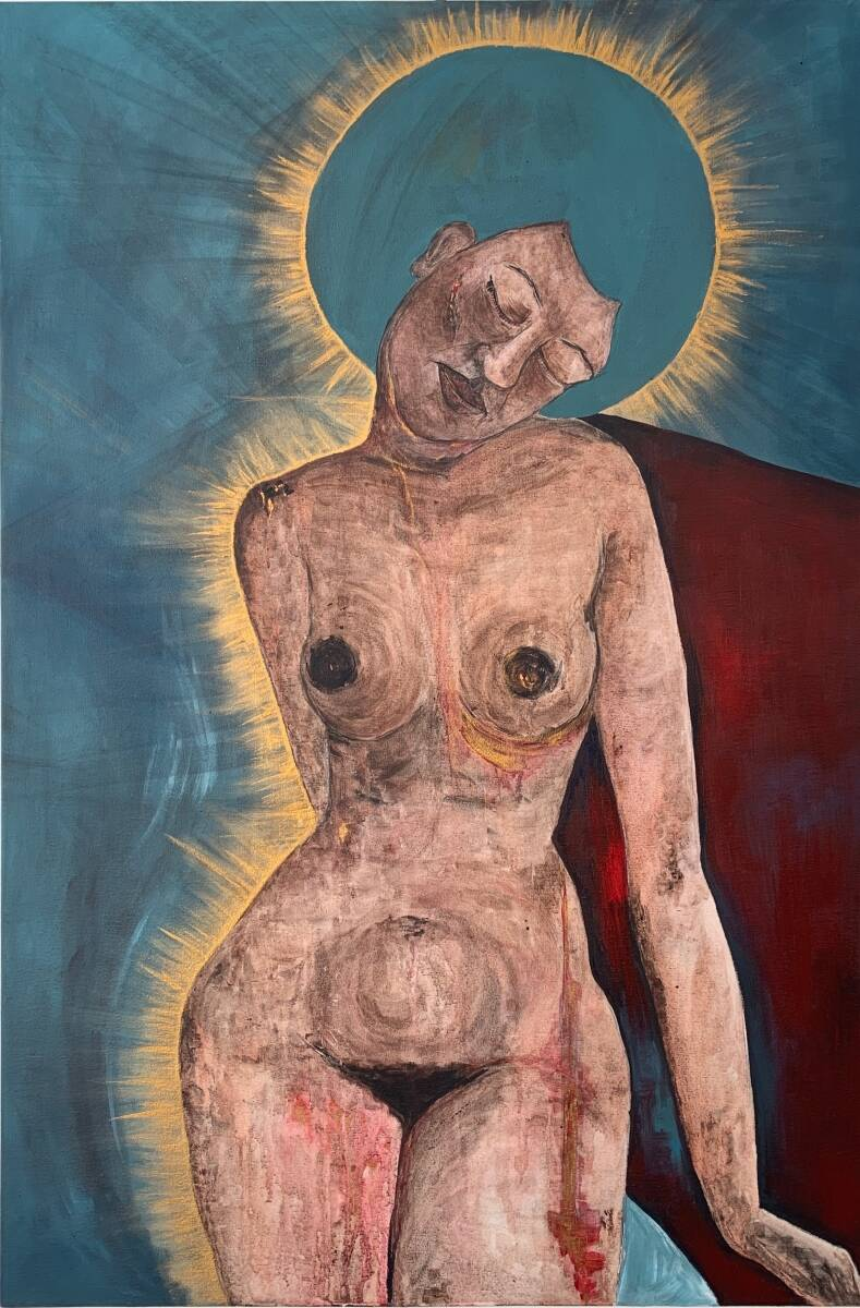 Can our Wounds be made Golden? | Fiona J. Williams | Nude