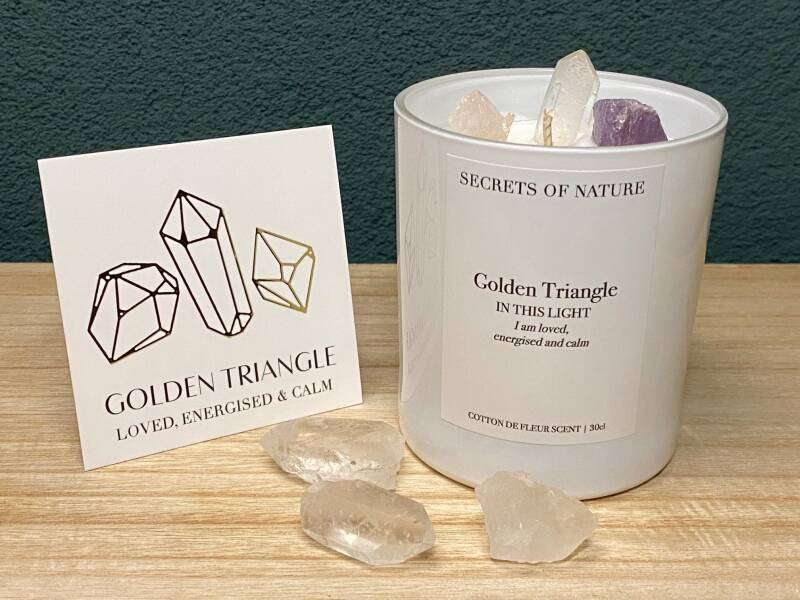 Golden Triangle | Loved, Energised & Calm