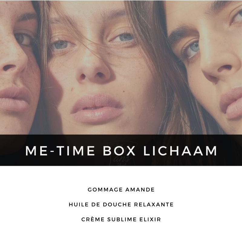 Me - time box LICHAAM