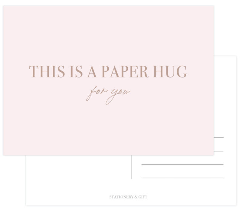 This is a paper HUG