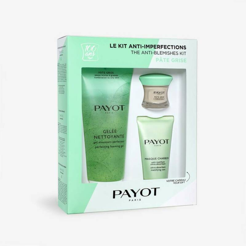 Le kit anti-imperfections