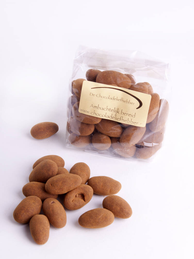 Cinnamon Almonds - 250 gram