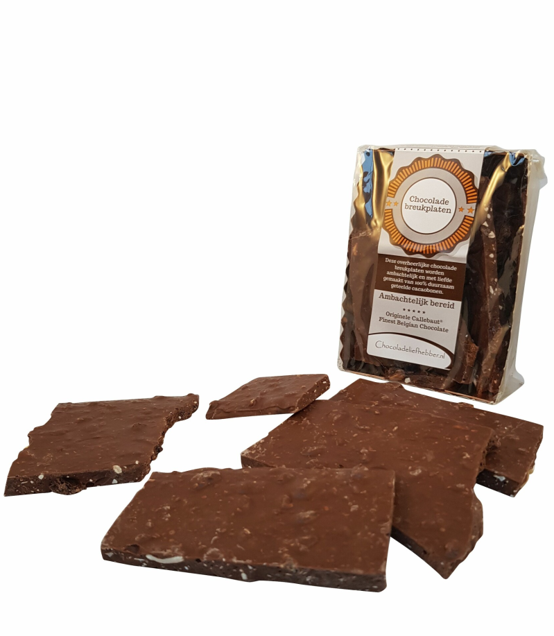 Break chocolate (Milk) - 300 gram