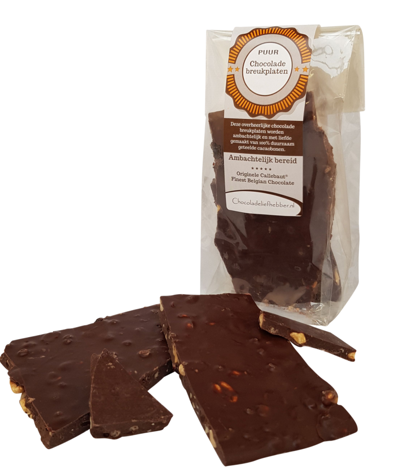 Break chocolate (Dark) - 450 gram