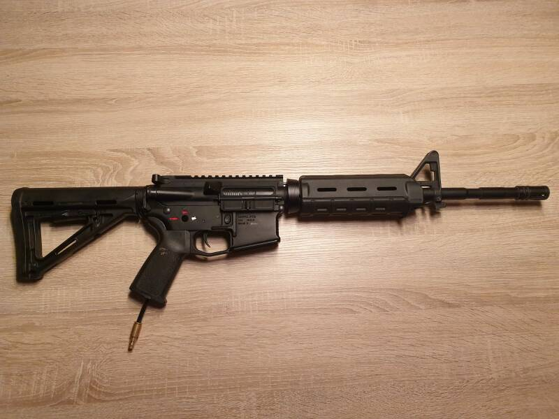 G&P magpull MOE carbine (Hpa)