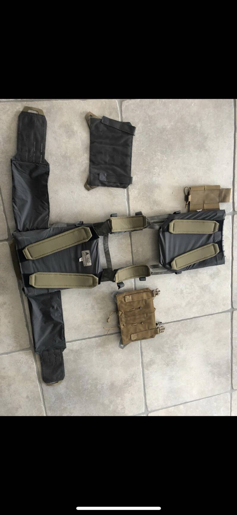 Direct Action Gear Spitfire