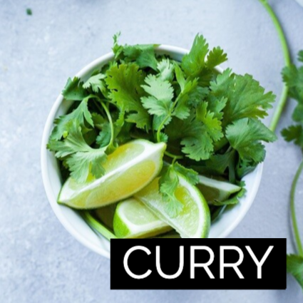 CURRY GARNISH - 2PERS
