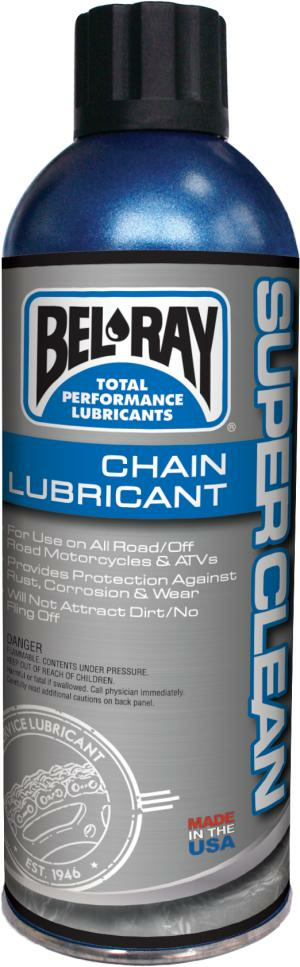 CHAIN LUBE, SUPER CLEAN