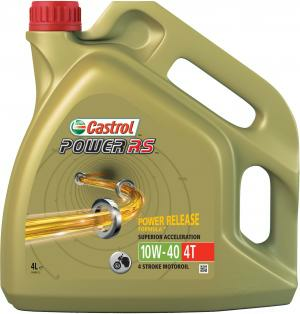 POWER RS 4T 10W-40 4LTR
