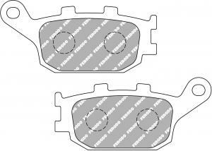 FDB754ST BRAKE PADS SINTER