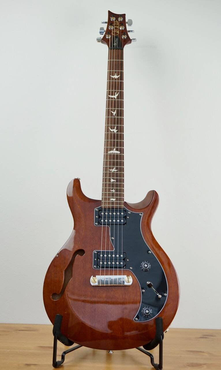 2014 PRS S2 Mira Semi-hollow birds