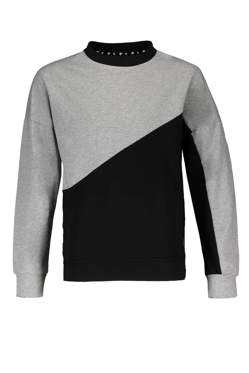 B102-4309 Bellaire knitted sweat