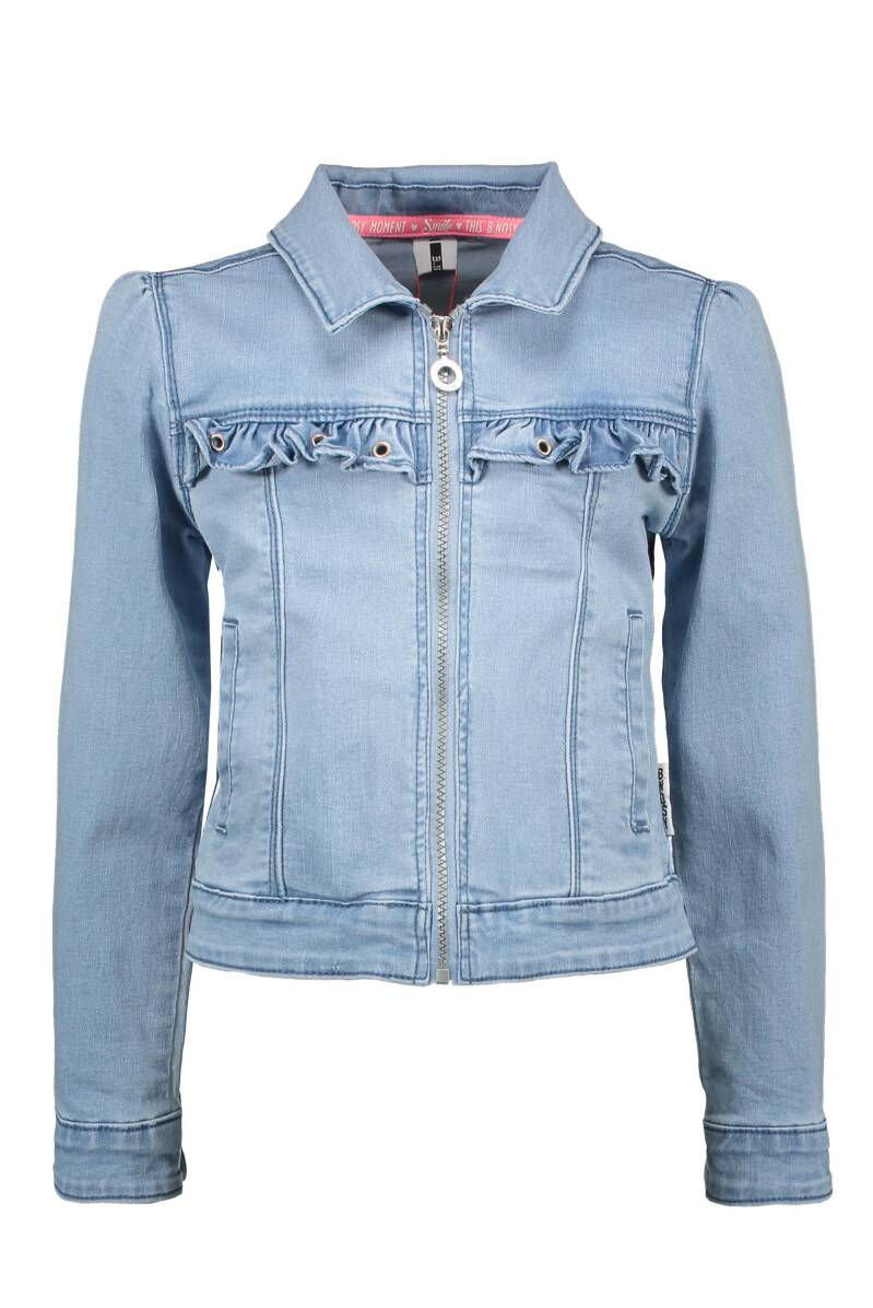 Y012-5301 B. nosy denim jacket