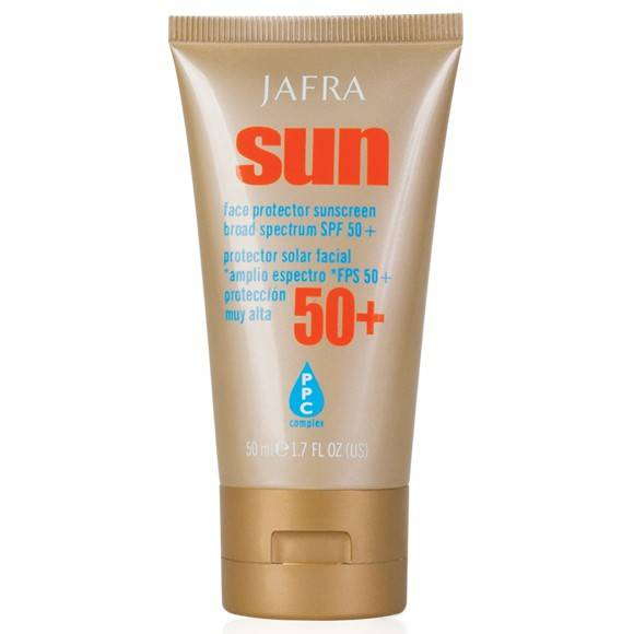 Face Protector Sunscreen SPF50+