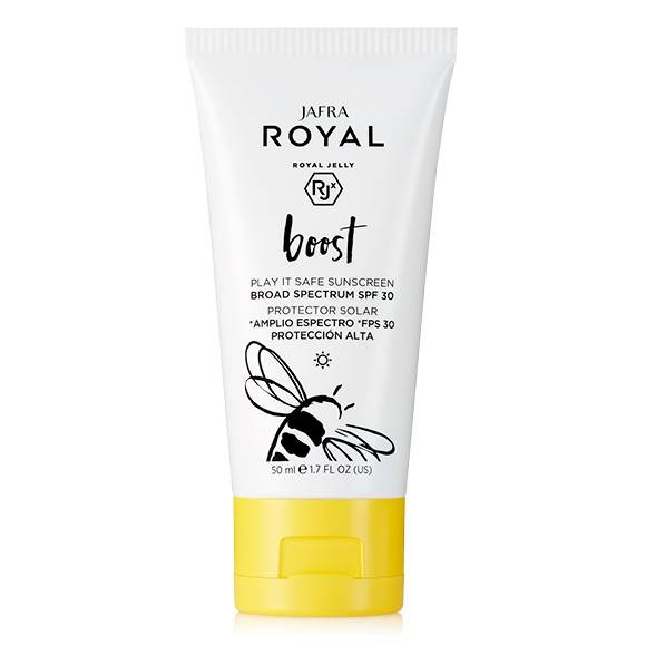 sunscreen broad spectrum boost SPF30