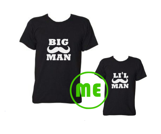 Set  'big man'