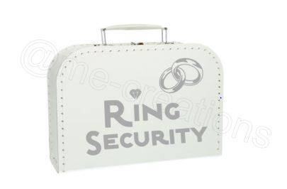 Koffertje 'Ring Security'