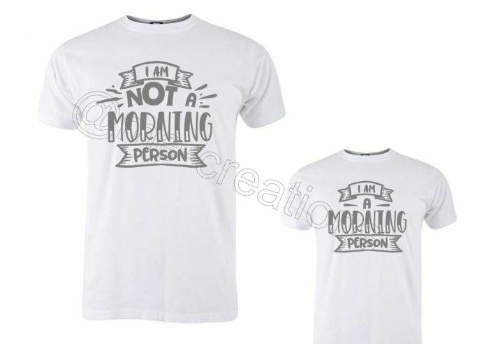 Setje 'Morning person'