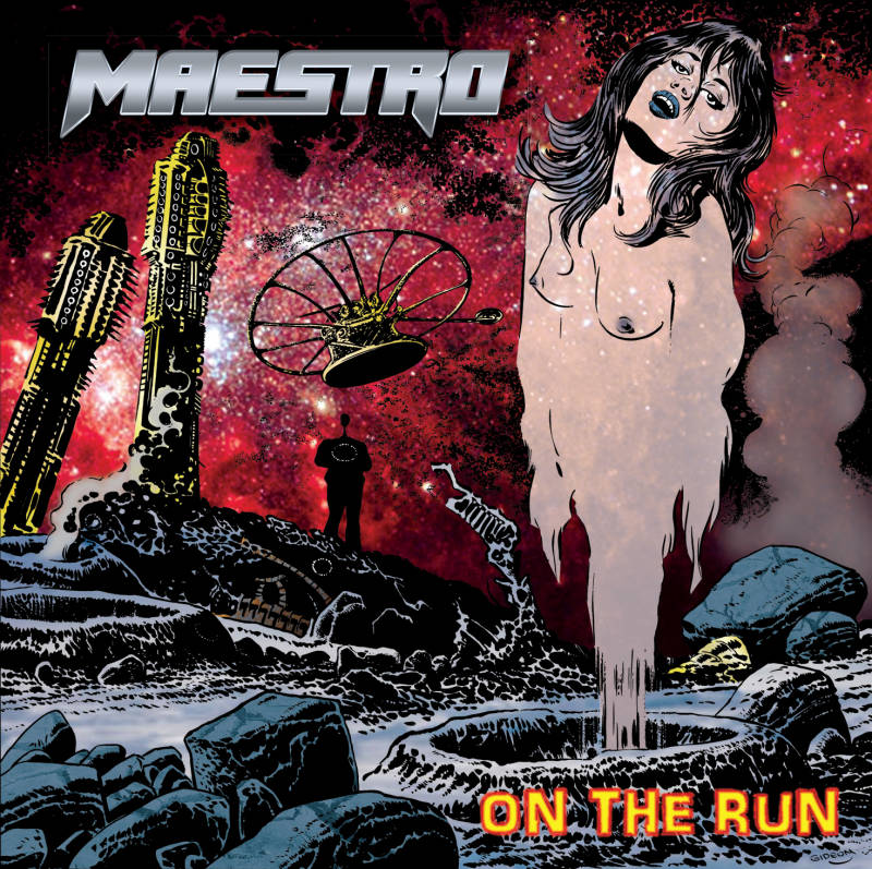 Maestro - On The Run CD