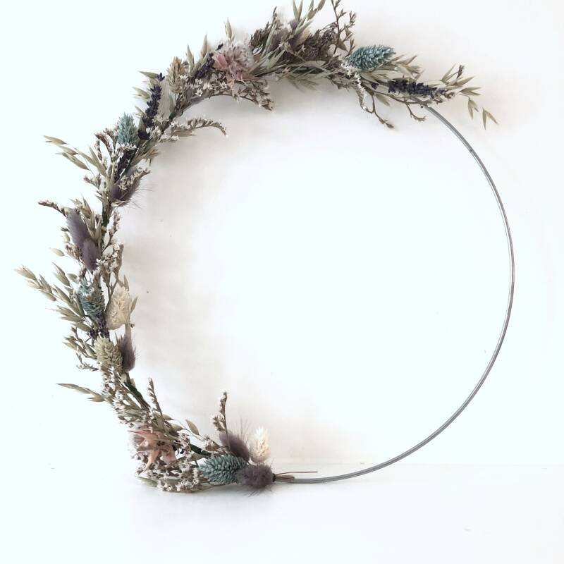 PeetPlukt | Flower wreath 3