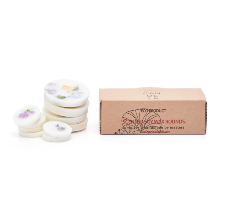Munio   Scented Soy Wax