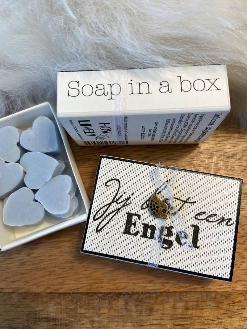 Soap in a box
