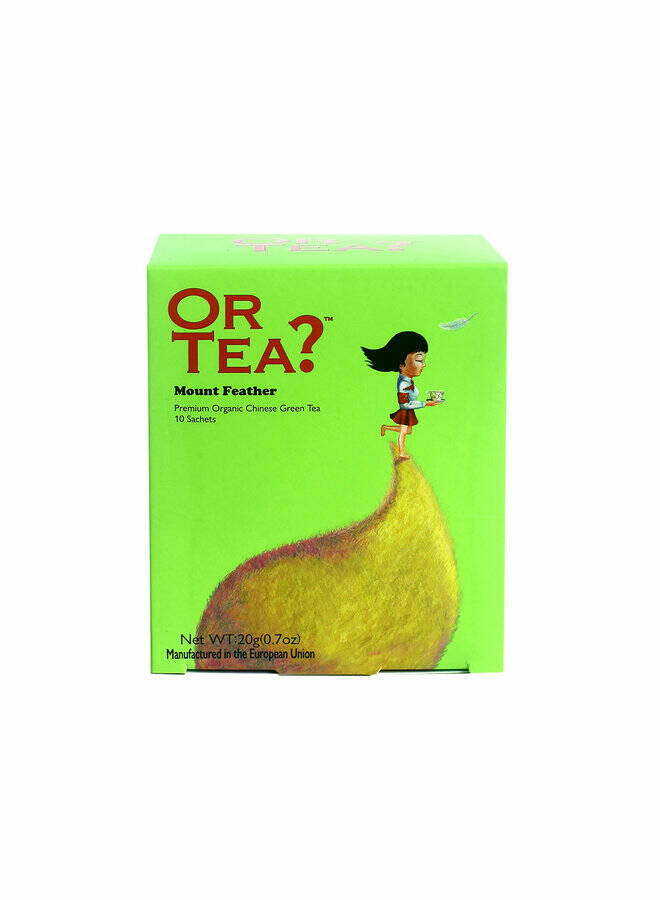 Or Tea? - Mount Feather (Bags)