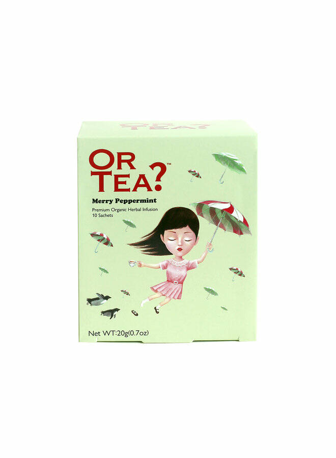 Or Tea? - Merry Peppermint (Bags)
