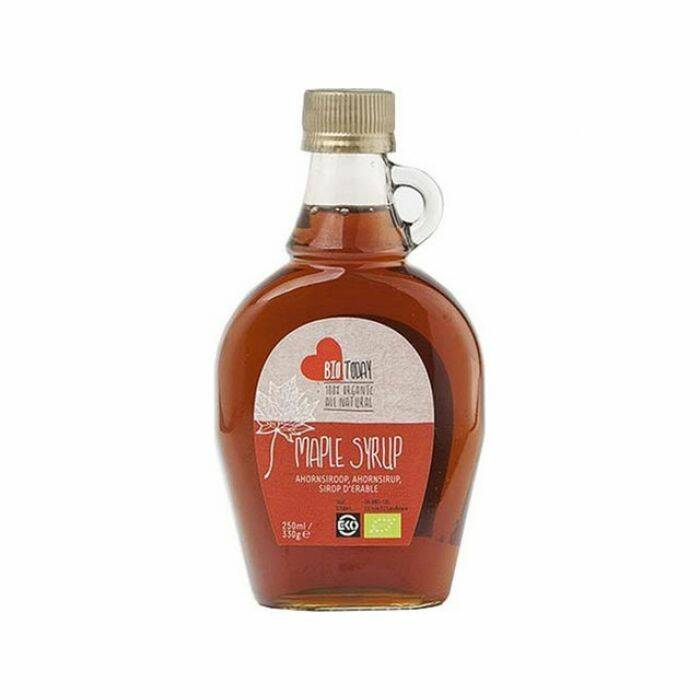 BioToday Maple Syrup (Vegan)