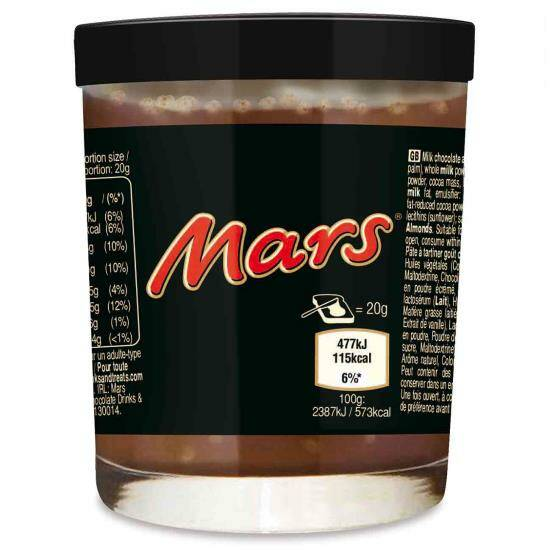 USA Mars Spread 200gr.