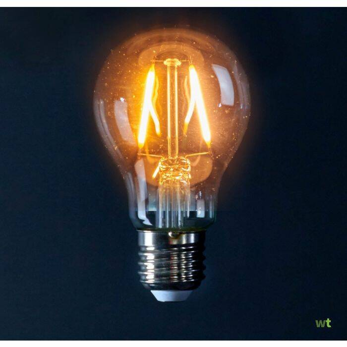 Light bulb LED 2 watt