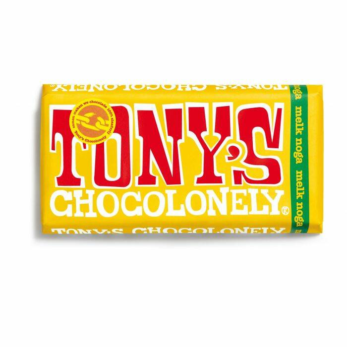 Tony's Chocolonely Nougat 180gr.