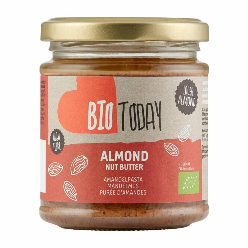 Bio Today Almond Nut Butter