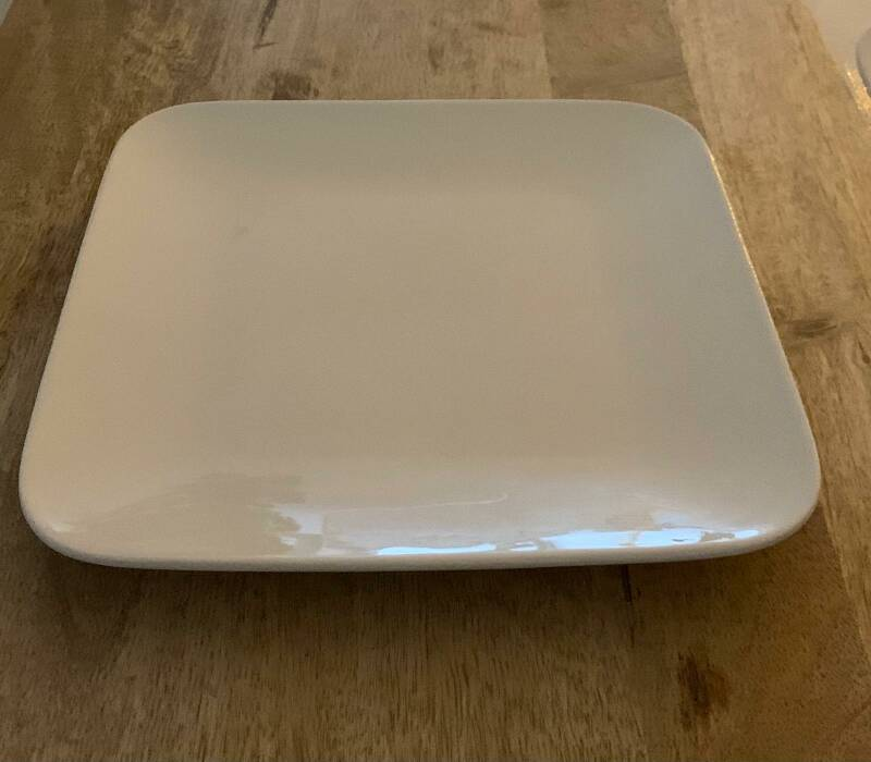 Serving plate small