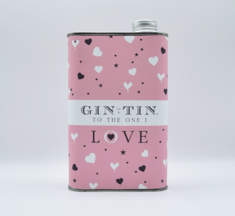 GIN TIN: TO THE ONE I LOVE