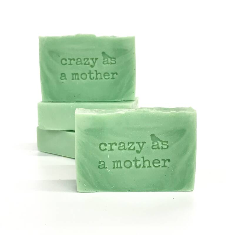 Handcrafted Soap - Crazy As A Mother