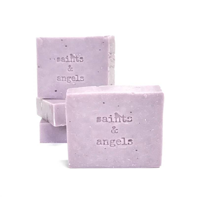 Handcrafted Soap - Saints & Angels