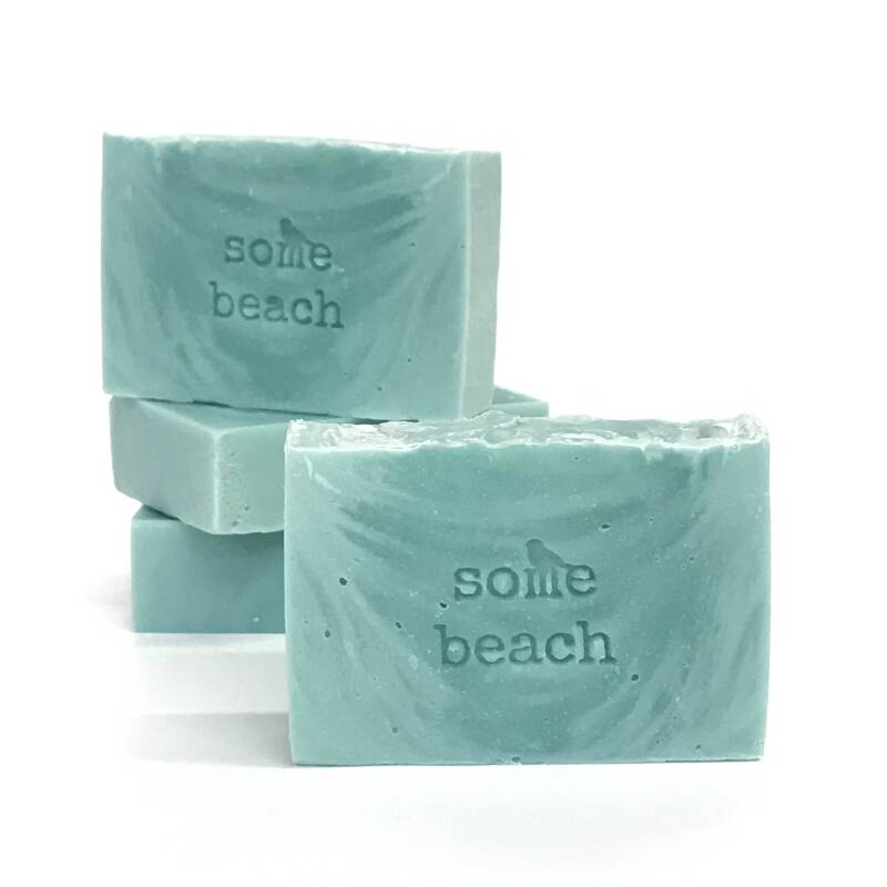 Handcrafted Soap - Some Beach
