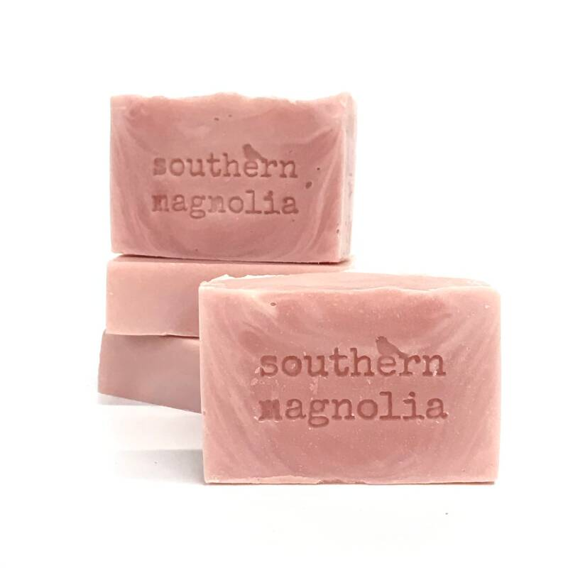 Handcrafted Soap - Sweet Magnolia