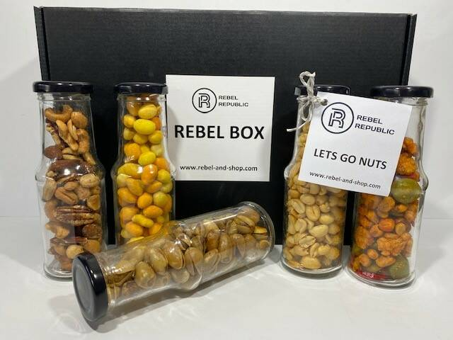 BOX-IT: LET's GO NUTS