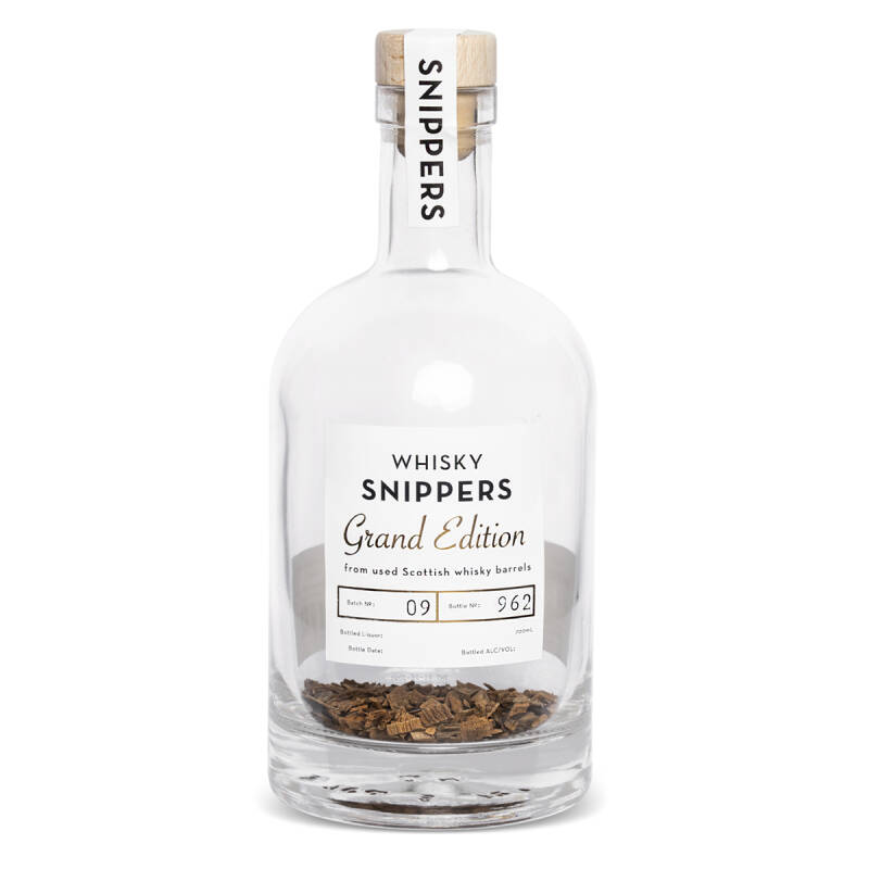 Gift: Whisky Snippers Grand Edition
