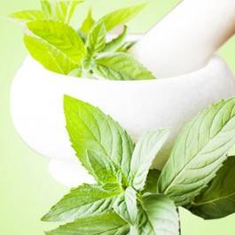 Cooling Peppermint Foot Scrub