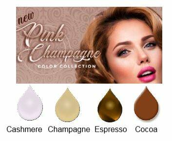 Pink Champagne Collection